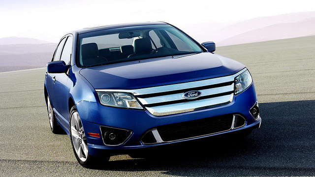 Ford Service and Repair in Roseville and Woodbury