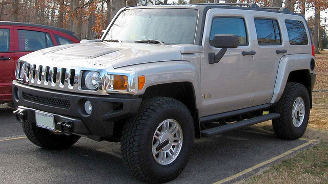 Service and Repair of HUMMER Vehicles