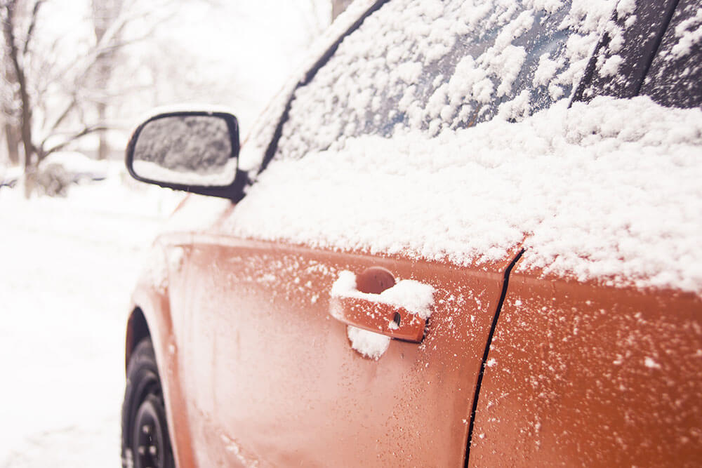 How To Prevent Car Locks, Doors And Windows From Freezing