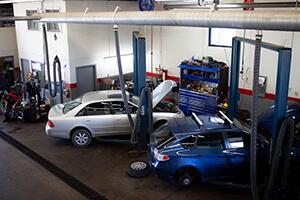 full service auto transmission repair