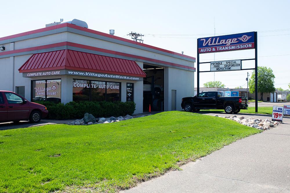 village autoworks roseville location